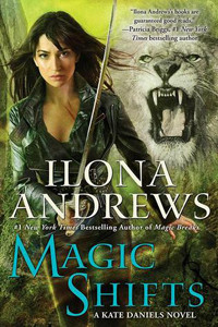 Review ~ Magic Shifts by Ilona Andrews