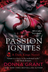 Review ~ Passion Ignites by Donna Grant