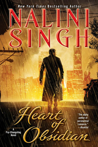 Review ~ Heart of Obsidian by Nalini Singh @nalinisingh
