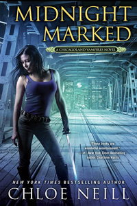 Review ~ Midnight Marked by Chloe Neill @chloeneill
