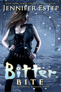 Review ~ Bitter Bite by Jennifer Estep @jennifer_estep
