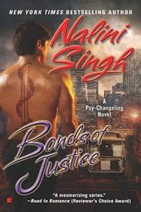 Review ~ Bonds of Justice by Nalini Singh @nalinisingh @BerkleyNAL