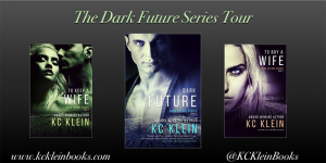 Spotlight & Giveaway ~ The Dark Future Series by KC Klein