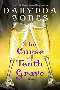 Review ~ The Curse of Tenth Grave by Darynda Jones @darynda