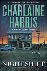 Review ~ Night Shift by Charlaine Harris @RealCharlaine
