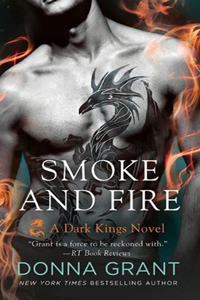 Review ~ Smoke and Fire by Donna Grant @donna_grant @SMPRomance