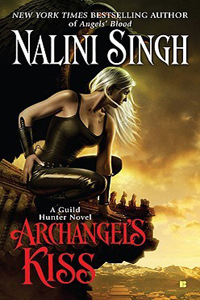 Review ~ Archangel's Kiss by Nalini Singh @nalinisingh