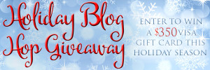 Holiday Gift Blog Hop Giveaway