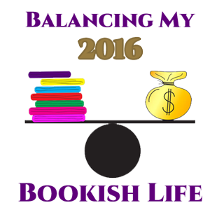 Bookish Life Budget ~ November 2016 Update
