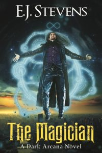 Cover Reveal & Giveaway ~ The Magician by E.J. Stevens @EJStevensAuthor