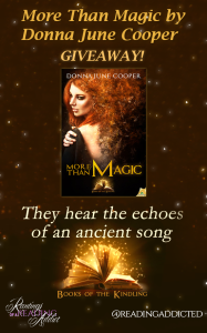 More Than Magic Giveaway @donnajunecooper