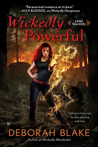 Review ~ Wickedly Powerful by Deborah Blake @BerkleyRomance