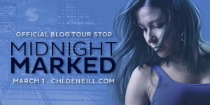 Spotlight & Giveaway ~ Midnight Marked by Chloe Neill @chloeneill