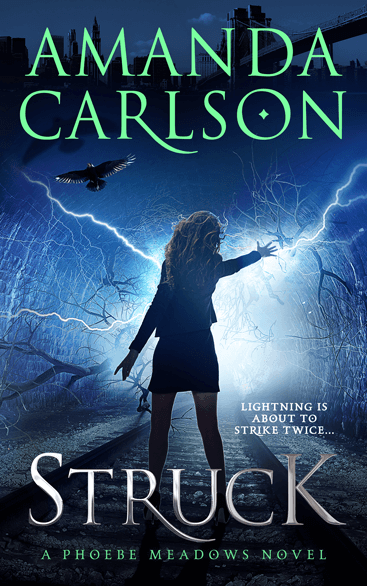 Review ~ STRUCK by Amanda Carlson