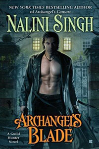 Review ~ Archangel's Blade by Nalini Singh @nalinisingh