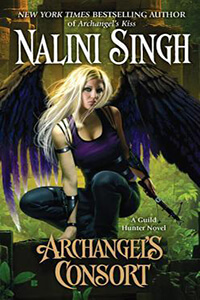 Review ~ Archangel's Consort by Nalini Singh @NaliniSingh