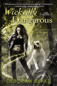 Review ~ Wickedly Dangerous by Deborah Blake