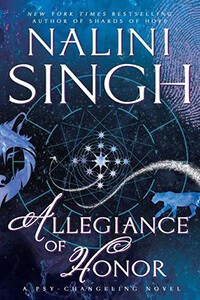 Spotlight ~ Upcoming Allegiance of Honor by Nalini Singh @nalinisingh