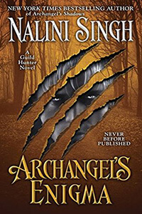 Review ~ Archangel's Enigma by Nalini Singh @NaliniSingh
