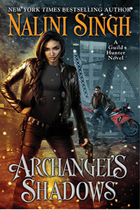 Review ~ Archangel's Shadows by Nalini Singh @nalinisingh