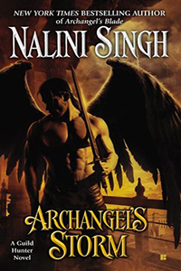 Review ~ Archangel's Storm by Nalini Singh @nalinisingh