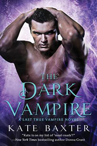Review ~ The Dark Vampire by Kate Baxter @KateBaxterBooks @SMPRomance