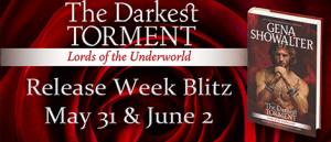 Spotlight ~ The Darkest Torment Release Blitz @genashowalter @InkSlingerPR