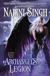 Review ~ Archangel's Legion by Nalini Singh @nalinisingh