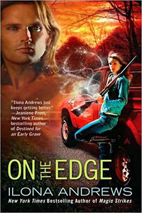 Review ~ On The Edge by Ilona Andrews @ilona_andrews