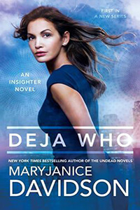 Review ~ Deja Who by MaryJanice Davidson @BerkleyRomance