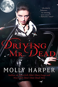 Review ~ Driving Mr Dead by Molly Harper @MollyHarperAuth