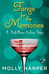 Review ~ Fangs For The Memories by Molly Harper @MollyHarperAuth