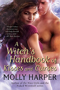 Review ~ A Witch's Handbook of Kisses and Curses by Molly Harper @MollyHarperAuth