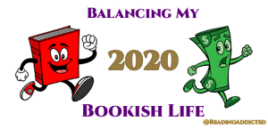 Bookish Life Budget ~ April 2020 Update