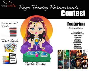 Giveaway ~ Page-Turning Paranormal Contest
