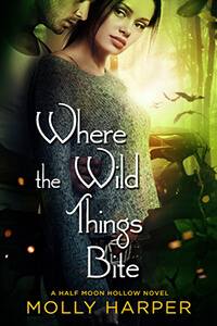 Review  ~ Where The Wild Things Bite by Molly Harper @MollyHarperAuth
