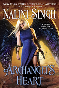 Review ~ Archangel's Heart ~ by Nalini Singh @NaliniSingh @Berkley Romance
