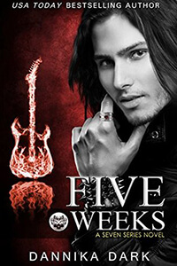 Review ~ Five Weeks by Dannika Dark @DannikaDark
