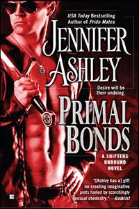 Review ~ Primal Bonds by Jennifer Ashley @JennAllyson