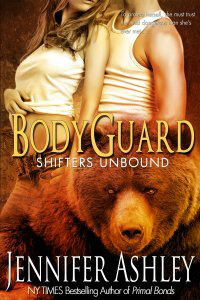 Review ~ Bodyguard by Jennifer Ashley @JennAllyson