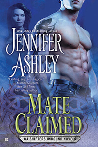 Review ~ Mate Claimed by Jennifer Ashley @JennAllyson