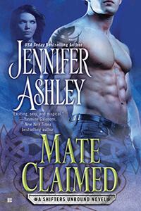 Review ~ Mate Claimed by Jennifer Ashley @JennAllyson