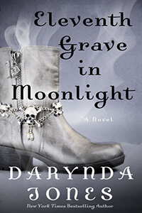 Review ~ Eleventh Grave In Moonlight by Darynda Jones @darynda
