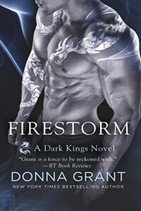 Review ~ Firestorm by Donna Grant @donna_grant @SMPRomance