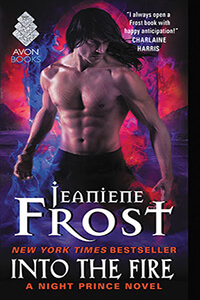 Review ~ Into The Fire by Jeaniene Frost @Jeaniene_Frost