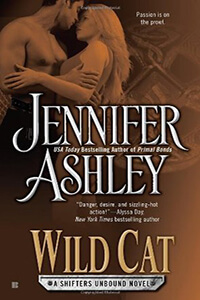 Review ~ Wild Cat by Jennifer Ashley @JennAllyson
