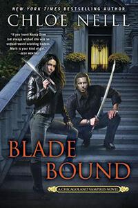 Review ~ Blade Bound by Chloe Neill @ChloeNeill