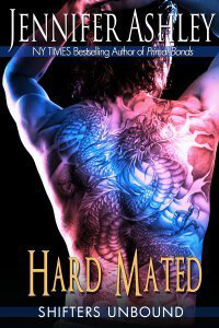Review ~ Hard Mated by Jennifer Ashley @JennAllyson