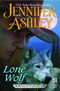 Review ~ Lone Wolf by Jennifer Ashley @JennAllyson