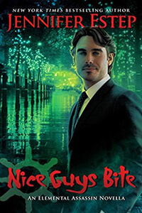 Review ~ Nice Guys Bite by Jennifer Estep @Jennifer_Estep